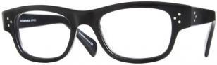 Oliver Peoples Albert J eyeglasses, matte black