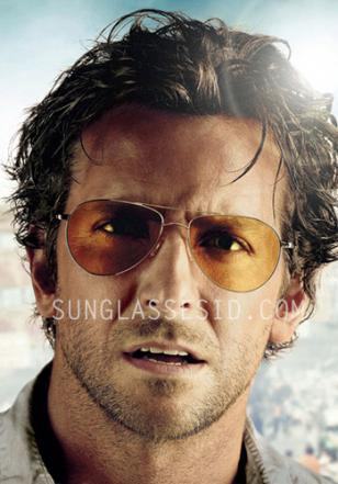 The Oliver Peoples Benedict sunglasses can also be spotted on a promotional post