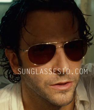 Bradley Cooper, as Phil Wenneck in The Hangover 2, wearing Oliver Peoples Benedict