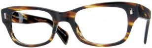 Oliver Peoples Wacks 51 Cocobolo