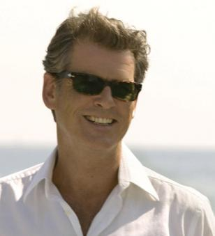 Pierce Brosnan wearing Persol 2720 in the movie Mamma Mia!