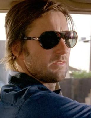 Luke Wilson wearing Persol 2813 in Henry Poole is Here