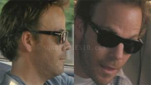 Stephen Dorff wearing Persol 2932 sunglasses in the movie Somewhere