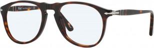 Persol PO9649V, tortoise/havana frame, color code 24