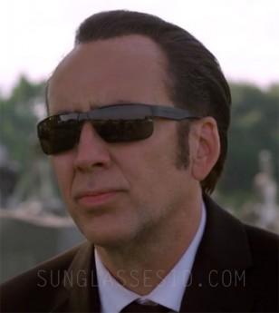 Nicholas Cage wears Porsche Design P'8509 sunglasses in Rage.