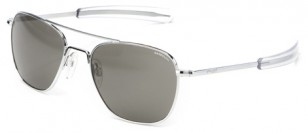 Randolph Engineering RE Aviator, bright chrome