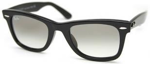 Classic Ray-Ban 2140 Wayfarer sunglasses with black frame