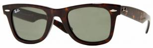 Original Ray-Ban 2140 Wayfarer sunglasses with Havana frame