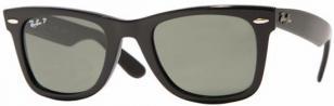 Ray-Ban 2140 Wayfarer sunglasses with polarized lenses