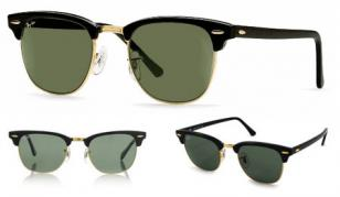 Ray-Ban 3016 Clubmaster