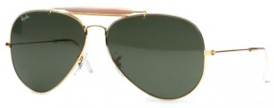 Ray-Ban RB 3029 Outdoorsman Aviator