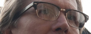 Gary Oldman wears eyeglasses very similar to Ray-Ban 5154 Clubmaster Optics eyeglasses in the movie Criminal