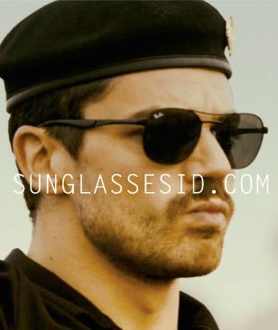 Dominic Cooper wearing Ray-Ban in The Devil's Double