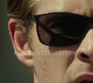Chris Hemsworth wears Ray-Ban RB4179 62 Liteforce sunglasses in Blackhat.