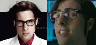 Jason Schwartzman, as Gideon Graves, with Ray-Ban 5184 glasses