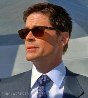 13dd3d2a30 Rob Lowe wearing Robert Marc 617 sunglasses in Brothers and Sisters