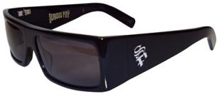 Serious Pimp Godfather glossy black color code 014-BLK