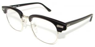 Shuron Ronsir Zyl classic 1950s style eyeglasses