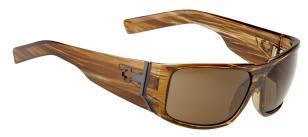 Spy Hailwood Brown Stripe Tortoise sunglasses