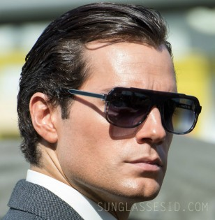 Henry Cavill wears Thierry Lasry Bowery 101 sunglasses in The Man From U.N.C.L.E.