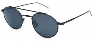 Thom Browne TB-101 Original Sunglasses, matte graphite.