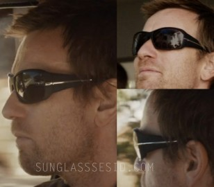 Ewan McGregor's sunglasses in Son Of A Gun
