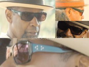 Denzel Washington wearing a pair of (Blinde?) sunglasses in 2 Guns