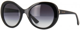 Bvlgari BV8159BQ 901/8G Black-Grey Gradient 55mm