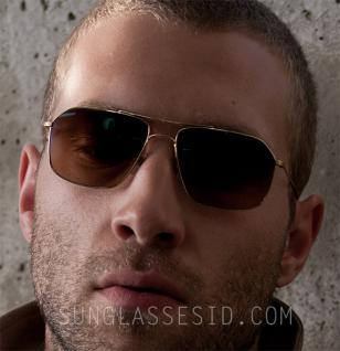 Jai Courtney wears John Varvatos V746 sunglasses in the movie Jack Reacher