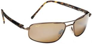 Reference: Maui Jim Kahuna, metallic gloss copper frame, bronze lenses H162-23