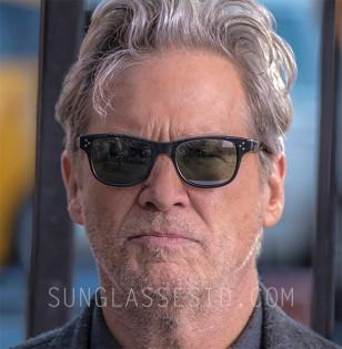 Jeff Bridges wears Moscot Zetz sunglasses in The Only Living Boy In New York.