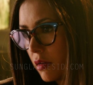 Nina Dobrev wears Old Focals Leading Lady eyeglasses in xXx: Return of Xander Cage (2017).