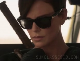 Charlize Theron wears Oliver Peoples Oliver OV5393SU in the movie The Old Guard.