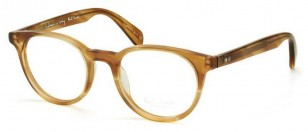 Paul Smith Theydon PM 8245U 1463 semi nectar matte eyeglasses