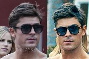 Zac Efron wears Persol 0649 sunglasses in Neigbors