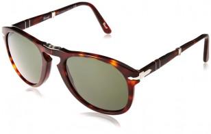 Persol PO0714 folding sunglasses, tortoise (havana) frame