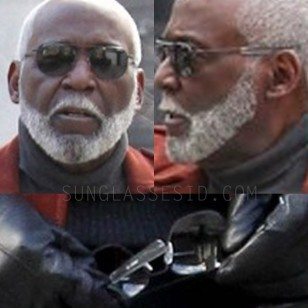 It looks like Richard Roundtree is wearing Randolph Engineering sunglasses in Shaft (2019).