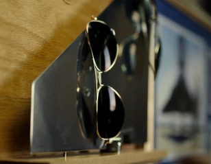 The Ray-Ban sunglasses in the trailer for Top Gun: Maverick
