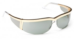 Newly released (2020) Renauld Rossano gold sunglasses pay tribute to the originals