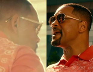 Will Smith wears Sama No Hunger sunglasses in Bad Boys For Life.