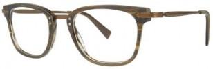 Seraphin by OGI Hancock eyeglasses in Whiskey Specter