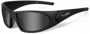 Wiley X Romer, Matte Black Frame with Smoke Grey lenses