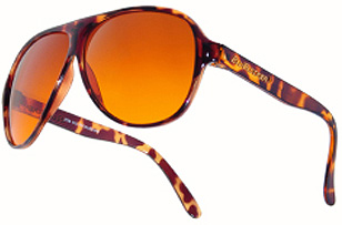 86a17997a2a BluBlocker sunglasses with demi-turtoise frame as seen in the movie The  Hangover
