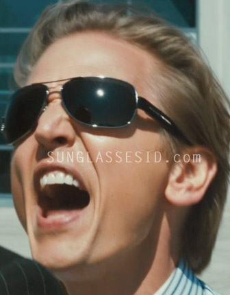 Barry Pepper wears Reference: Bvlgari 5001 sunglasses in Casino Jack