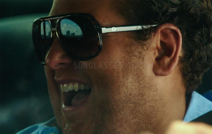 7df5c76747e Jonah Hill wears Gucci 1622 S sunglasses in War Dogs.