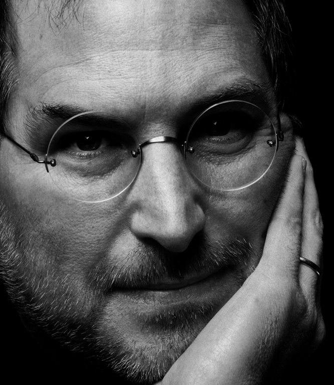 69fc7c776e Lunor Classic Rund - Steve Jobs