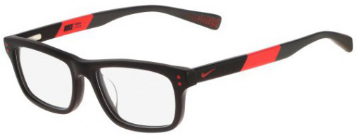 Nike 5535, Black and Challenge Red