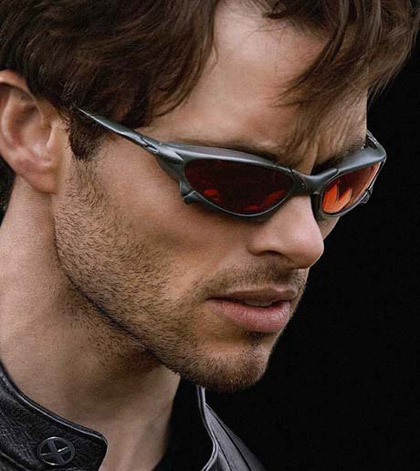f421099e6b James Marsden (as Cyclops) wears Oakley Penny sunglasses in third X-Men