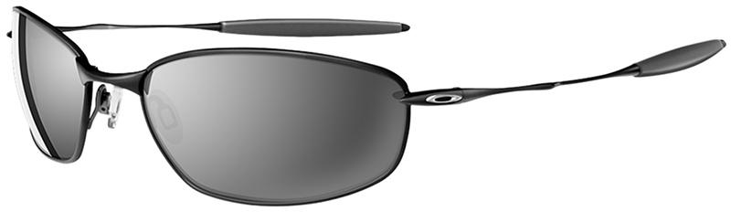 Oakley Whisker sunglasses with black frame