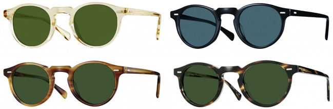 Gregory Peck Sunglasses  oliver peoples gregory peck to kill a mockingbird sunglasses